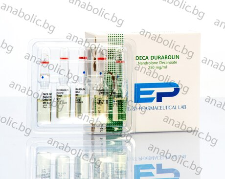 Deca Durabolin /  Дека – 10 амп. х 250 мг. EAST Pharmaceutical Labs