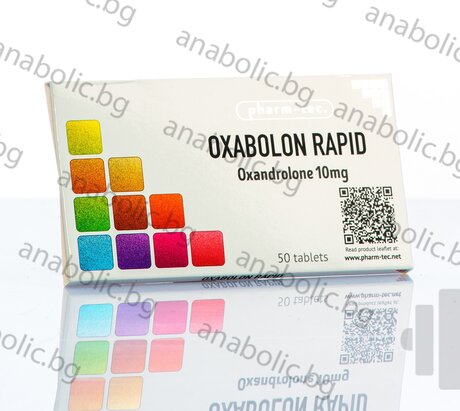 Oxabolon Rapid Pharm-Tec - 50 таб. х 10мг