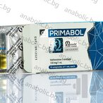Primabol (Methenolone Enanthate) – 10 амп. х 100 мг.