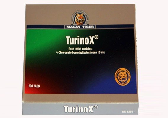 TurinoX Turinabol Malay Tiger