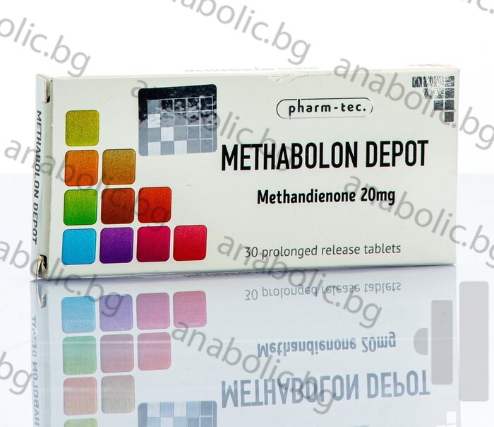 Methabolon Depot Pharm-Tec - 30 таб. х 20мг